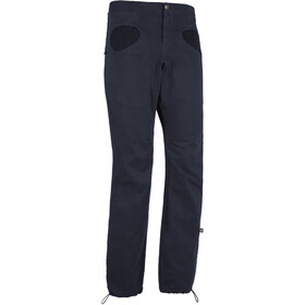 E9 Rondo Slim Pants Herre Blue Navy
